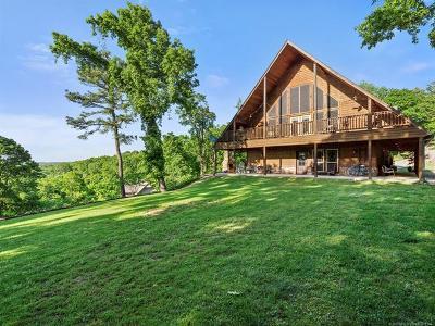 Hulbert OK Single Family Home For Sale: $429,000