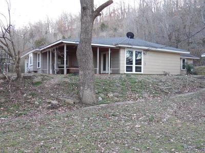 Tahlequah OK Single Family Home For Sale: $189,900