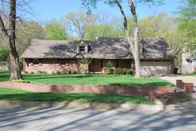 Bartlesville Single Family Home For Sale: 1229 SW Brookside Parkway