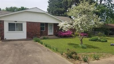 Tahlequah OK Single Family Home For Sale: $109,900