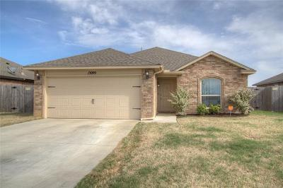 Collinsville Single Family Home For Sale: 13099 E 134th Place N