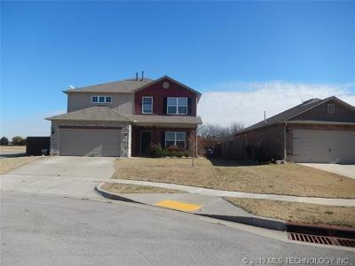 Osage County, Rogers County, Tulsa County, Wagoner County Single Family Home For Sale: 12617 S 88th East Avenue