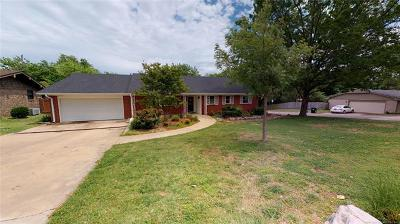 Ada Single Family Home For Sale: 222 S Country Club Road