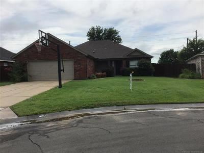 Broken Arrow Single Family Home For Sale: 4602 S 194th East Avenue