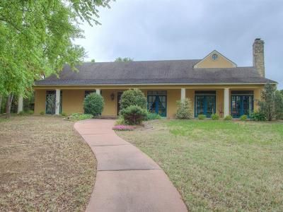 Okmulgee County Single Family Home For Sale: 16425 Loop 56 Highway