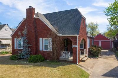 Tulsa Single Family Home For Sale: 1339 S Jamestown Avenue