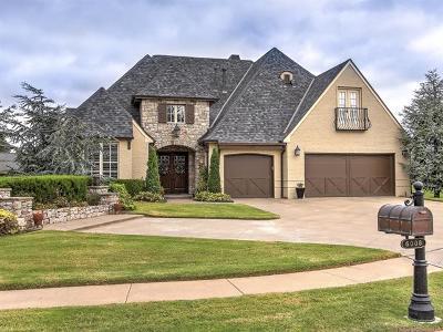 Broken Arrow Single Family Home For Sale: 6008 W Utica Circle
