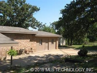 Beggs Single Family Home For Sale: 4360 Beelino Road