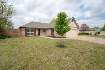 Collinsville Single Family Home For Sale: 11710 N 112th East Avenue
