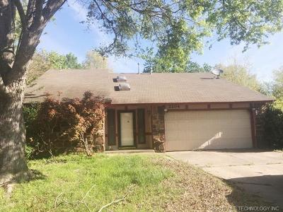 Broken Arrow Single Family Home For Sale: 2204 E Reno Street