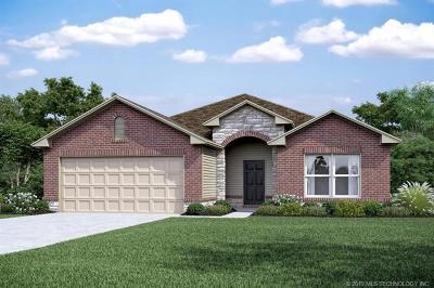 Broken Arrow Single Family Home For Sale: 6831 S 304th East Avenue