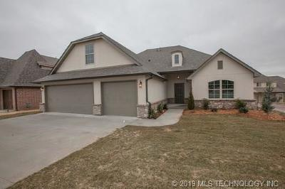 Broken Arrow Single Family Home For Sale: 6007 S 13th Place