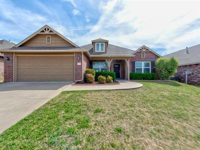 Bixby Single Family Home For Sale: 13319 S 21st Place
