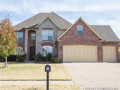 Bixby Single Family Home For Sale: 11201 S 74th East Avenue