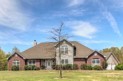 Coweta Single Family Home For Sale: 23481 E 147th Street S