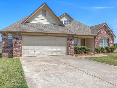 Owasso Single Family Home For Sale: 9101 N 156th East Court