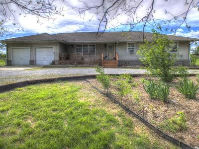 Inola Single Family Home For Sale: 25392 S Hwy 88
