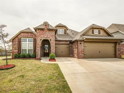 Jenks OK Single Family Home For Sale: $295,000