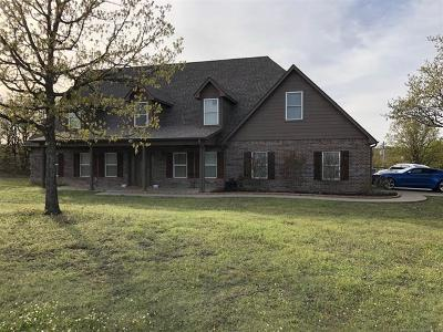 Creek County Single Family Home For Sale: 39443 W 51st Street S