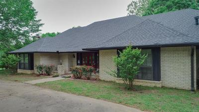 Broken Arrow Single Family Home For Sale: 14 River Ridge Road