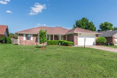 Broken Arrow Single Family Home For Sale: 309 S Beech Avenue