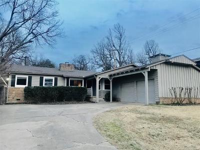 Tulsa Single Family Home For Sale: 4035 S Richmond Avenue