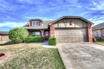 Jenks Single Family Home For Sale: 4032 W 105th Street S