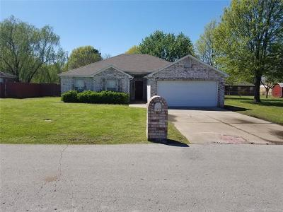 Broken Arrow Single Family Home For Sale: 3512 S 214th East Avenue