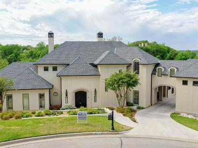 Jenks OK Single Family Home For Sale: $1,095,000