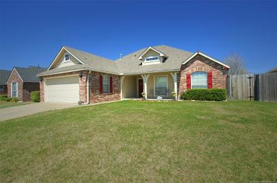 Collinsville Single Family Home For Sale: 10767 E 121st Street North