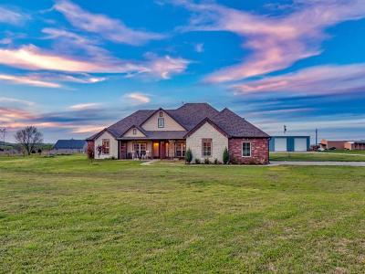 Sperry Single Family Home For Sale: 6583 Rock School Road