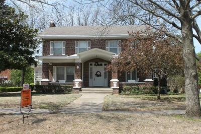 Ada Single Family Home For Sale: 801 S Townsend Street