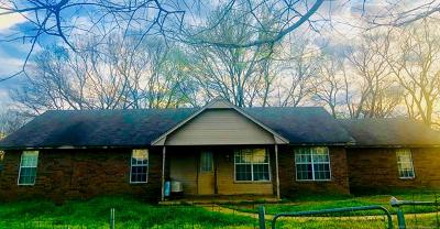 Heavener Single Family Home For Sale: 609 Ollar Lane