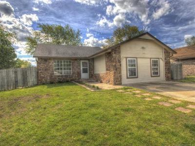 Claremore Single Family Home For Sale: 1305 W Doris Street