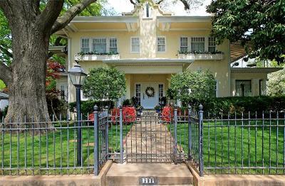 Tulsa Single Family Home For Sale: 1111 E 17th Street