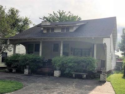 Wagoner Single Family Home For Sale: 211 N State Street