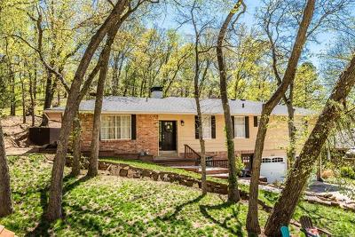 Bartlesville Single Family Home For Sale: 1108 Brookside Parkway