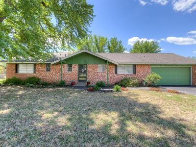 Sand Springs Single Family Home For Sale: 14512 Gomez Drive