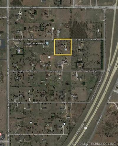 Owasso Residential Lots & Land For Sale: 13214 E 105th Street N