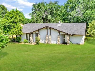 Osage County, Rogers County, Tulsa County, Wagoner County Single Family Home For Sale: 12807 E 134th Street S
