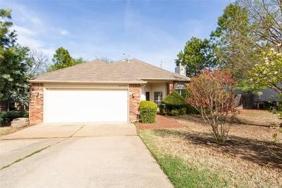 Tulsa Single Family Home For Sale: 8709 S 92nd East Place