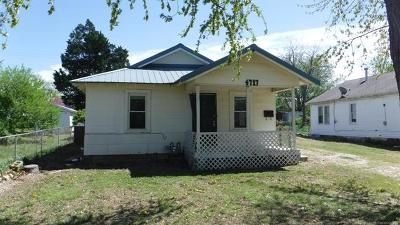 Tulsa Single Family Home For Sale: 4717 S 28th West Avenue