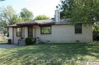 Broken Arrow Single Family Home For Sale: 311 N 14th Street