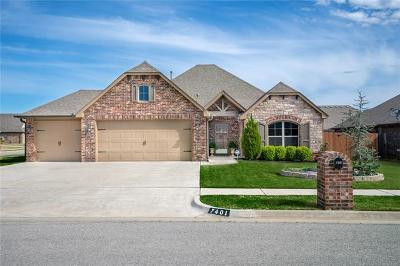 Owasso Single Family Home For Sale: 7401 E 82nd Place North