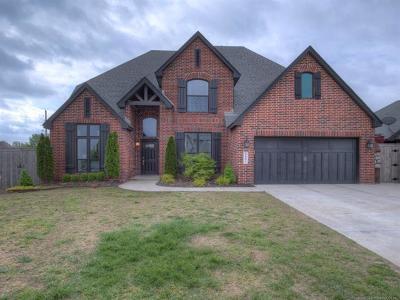 Broken Arrow Single Family Home For Sale: 4401 W Jackson Street