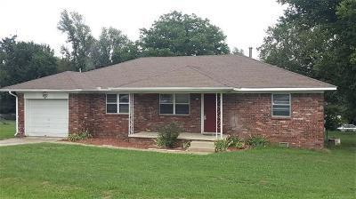 Collinsville OK Single Family Home For Sale: $117,500