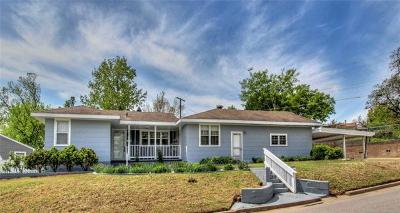 Sand Springs Single Family Home For Sale: 1016 N Lincoln Avenue
