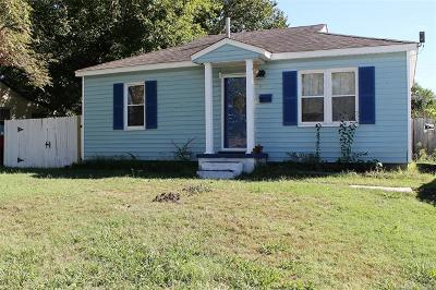Sapulpa Single Family Home For Sale: 58 W Mary Lynn Drive