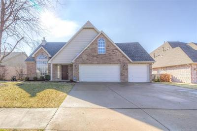Owasso Single Family Home For Sale: 13502 E 90th Street N