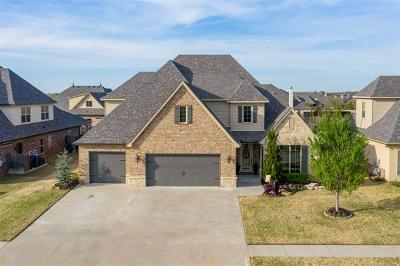 Jenks OK Single Family Home For Sale: $425,000